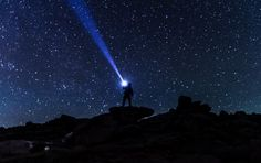 Night light @ArchesNPS.  #FindYourPark  http://bit.ly/1G1pCky   (Image by suzie_s on @hitRECord)