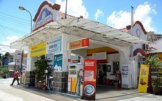 Construídos nos anos 20, postos de gasolina vivem situações opostas em SP - Auto - iG