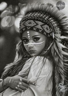 Native American Drawing, Native American Tattoos, Girl Arm Tattoos, Tattoos For Guys, Pin Up Tattoos, Ghost Rider Tattoo, Aesthetic Lockscreens, Half Sleeve Tattoos Designs, Desenho Tattoo