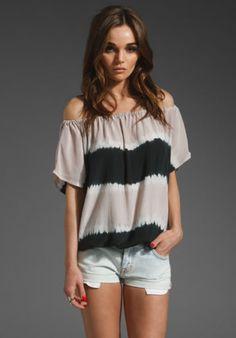 S-Joie-Anthropologie-Caro-Silk-Stripe-Oversized-Elastic-Hem-Blouse-120