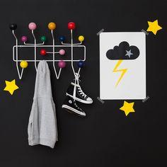 Coisinhas simples que podem deixar o quarto do seu baby com um ar bem descontraído. #baby #quartodobebe