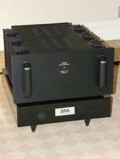 Lamm M1.2 Reference amplifier