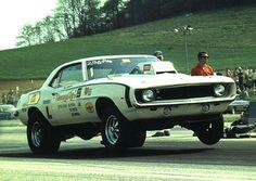 photos of grumpy jenkins drag cars   Grumpy Jenkins '69 Camaro