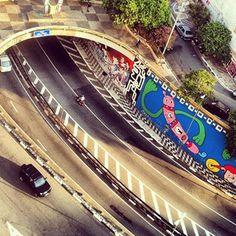 Street art - São Paulo
