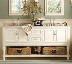 I am looking for an old buffet to paint...it will go on the porch as storage for the grandkid's toys!