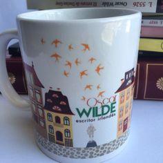 Y en nuestra Segunda Serie de #MugsLiterarios le brindamos tributo a Oscar Wilde #MugWilde #RegalaCultura #ProyectosB612