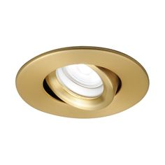 Round adjustable 3-1/2in dedicated LED trim of the Urbaï recessed LED series made by Contraste available with the remodeler housing and the new construction housings in performance 1 (10W) and performance 2 (15W). This popular model is offered with a choice of 6 lenses - or without a lens - and 6 trim finishes. Four color temperatures are offered with a 90+ or an 80+ CRI (2,700K and 3,000K only) along with a 16° spot beam, a 32° narrow flood beam and a 48° flood beam.