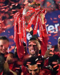 Premier League Winners, Liverpool Premier League, Liverpool Champions League, Liverpool Legends, Liverpool Players, Liverpool Fans, Premier League Champions, Liverpool Football Club, Henderson Liverpool