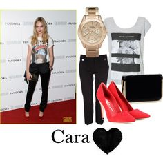Cara Style, we love this look!