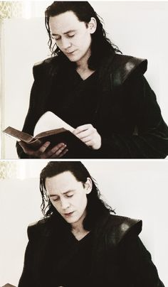 Loki: the well-read brother