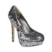 sequin shoes by Steve Madden