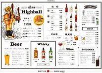 Drinks Cocktail Menu - Bing images