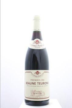 Bouchard Pére and Fils (Domaine) Beaune Teurons 2009. France, Burgundy, Beaune, Premier Cru. 1 Bottle 0,75l. Estimate (11/2016): 25 USD (609 CZK).