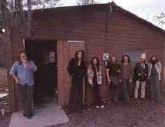 Lynyrd Skynyrd @ the Hellhouse. Southern Rock was born in that room