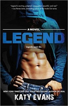 Legend by Katy Evans (Contemporary Romance/Sports)   Community Post: HOT LIST: The 31 Romance Books You Must Read In 2016