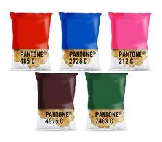 Pantone chips packs