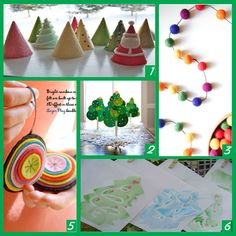 Christmas in July -Kids Craft Round-Up · Lesson Plans   CraftGossip.com