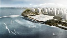 National Maritime Museum Competition Entry / Holm Architecture Office (HAO) + AI