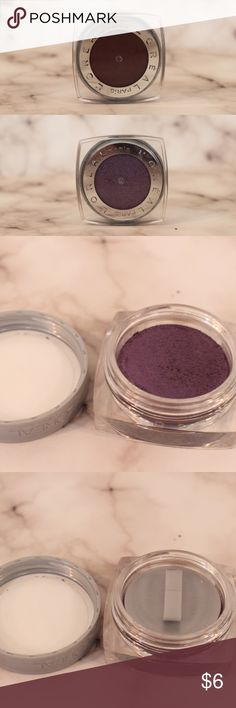 L'Oréal Infallible Purple Eyeshadow Duo 100% AUTHENTIC! They have only been lightly swatched! All of my products are thoroughly cleaned and sanitized. NO TRADES! Please note swatches are not my own.  For a limited time only: all purchases will include a random free beauty sample! L'Oreal Makeup Eyeshadow