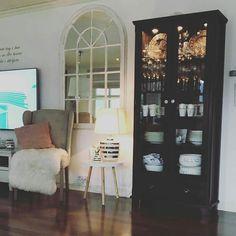 Provencespeil hos #Repost @villa_riviera_lene  Spegel #nyspegel #spegel #speil #inspohome #homeinspo #interiordesign #interiors #interiorforyou #interior123 #interiorstyling #interior125 #interiormirror #mirror ##classicliving