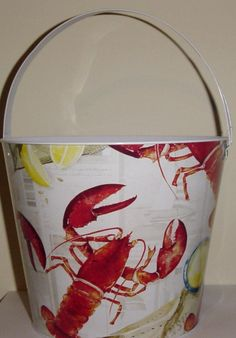 Bring to the beach or use for decorations at the lobster or clambake. Temporarily sold out.