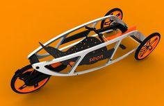 Design SEON Trike Concept