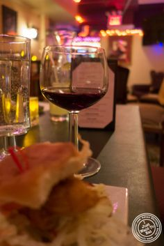 image of 10 Span 2012 Pinot Noir at MASQ New Orleans inspired cuisine in NYC, New York