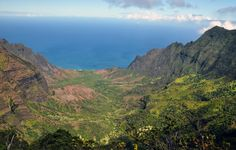 At the very end of Highway 550 in Kokee State Park awaits one of the most jaw dropping lookouts on the island; a panoramic view into Kalalau Valley and…