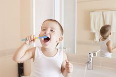 It's important that your children brush their teeth regularly; our Bupa Blue Room dentist  gives some tips on how to help make teeth-brushing fun.