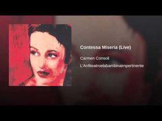 Contessa Miseria - Carmen Consoli