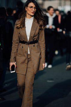 Milan fashion week 2017 -- street style