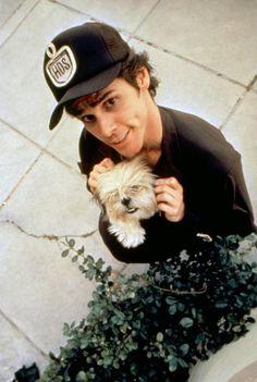 "Jim Carey - ""Ace Ventura: Pet Detective"", 1994. °"