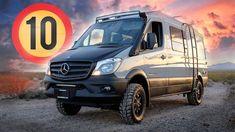 Mercedes Sprinter Camper Van, Class B Motorhomes, Fiat Ducato, Cool Campers, Peugeot, Vans, Vehicles, Youtube, Van