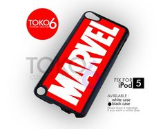 AJ 4090 Justice League Captain Marvel - iPod 5 Case | toko6 - Accessories on ArtFire