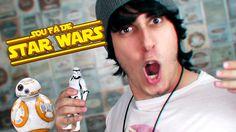 SOU FÃ DE STAR WARS ♫ ft Mussoumano - Watch the video --> http://www.comics2film.com/star-wars/sou-fa-de-star-wars-%e2%99%ab-ft-mussoumano/  #StarWars