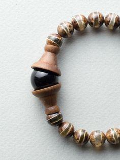 Eye Handy Bracelet by Carla Szabo Jewelry Design, Detail, Eyes, Bracelets, Leather, Collection, Bracelet, Arm Bracelets, Bangles