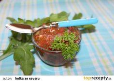 Rajčatová salsa ke grilování recept - TopRecepty.cz