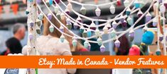 Etsy: Made in Canada – Vendor Features
