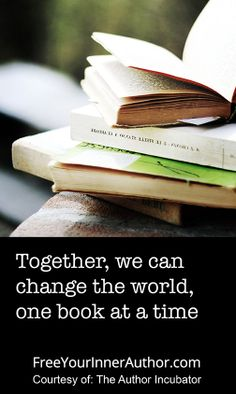 Change the world. Writing Process, Change The World, Author, Space, Books, Floor Space, Libros, Book, Writers