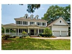 Truly a Southern Manor! Victorian Elegance with old Southern traditions!  4502 West Vasconia Street, Tampa FL