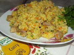 Cum sa faci cel mai bun pilaf si care sunt cele mai bune 10 retete de pilaf Fried Rice, Curry, Chicken, Meat, Cooking, Ethnic Recipes, Food, Fine Dining, Kitchen