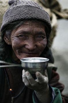 Tibetan tea. Yak Butter tea