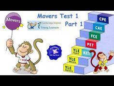 YLE MOVERS speaking - YouTube
