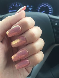 How to choose your fake nails? - My Nails Cute Acrylic Nails, Cute Nails, Pretty Nails, Acrylic Nails Chrome, Pink Chrome Nails, Fabulous Nails, Gorgeous Nails, Hair And Nails, My Nails