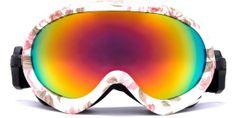 Agate Floral - Womens Ski Goggles #ski #goggles #winter