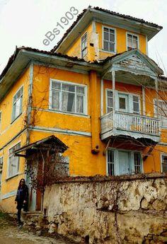 Tarihi Anadolu Evleri Taraklı / Sakarya #eBs1903