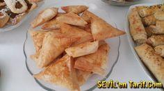 Baklava yufkasından tavuklu çıtır börek tarifi, çıtır börek nasıl yapılır?