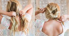 26 Lazy Girl Hair Style Hacks.