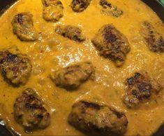 Rezept Hackröllchen in Currysauce by Jamie Oliver von KleineHL - Rezept der Kategorie Hauptgerichte mit Fleisch