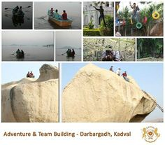 Want to have #adventure and team building activities?  #Darbargadh Kadval Heritage is the right destination.  Visit : http://www.darbargadhkadval.com/ for more details.